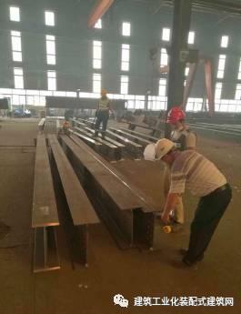 北京市首座钢结构装配式建筑施工管理实践_48