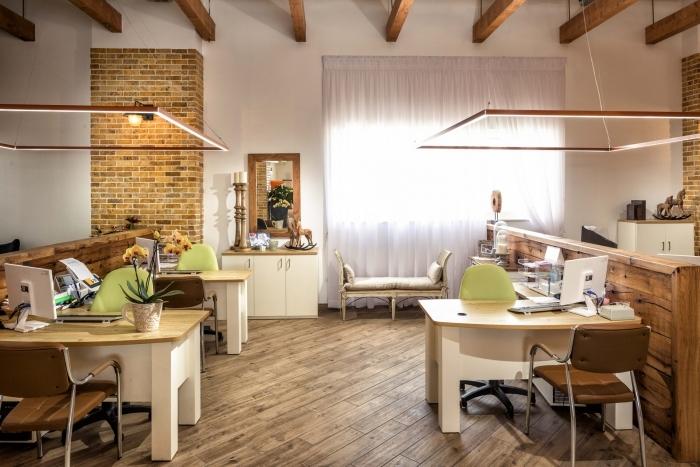 以色列饮食专家Hely的居家办公空间_2