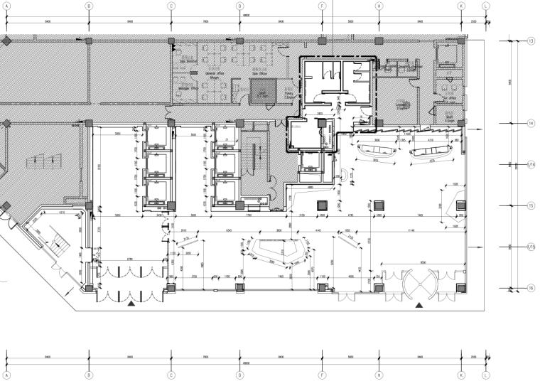 杭州萧山空港假日酒店概念方案+施工图+效果图+软装