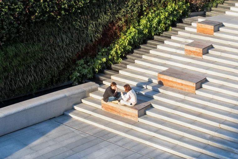 公共与商业的绝佳案例 - 上海万象城景观设计