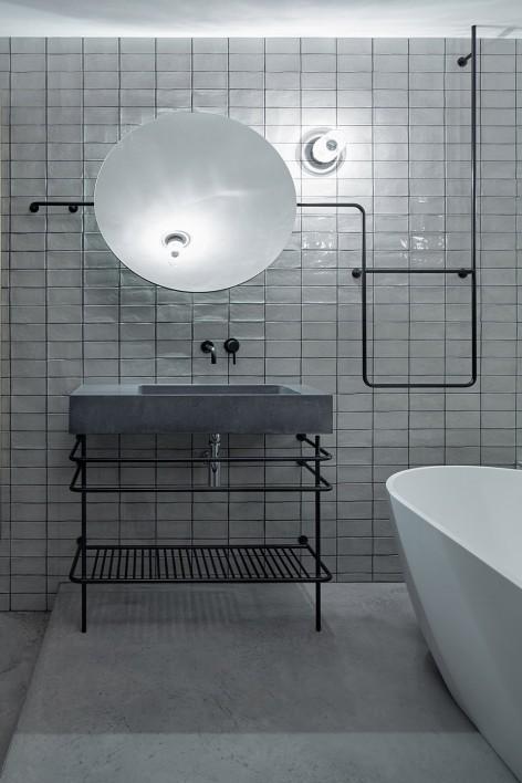 """""""非典型""""工业风-布拉格公寓设计_11"""