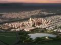 [河北]石家莊滹沱新區總體規劃(濱河新區,社區模式,生態)