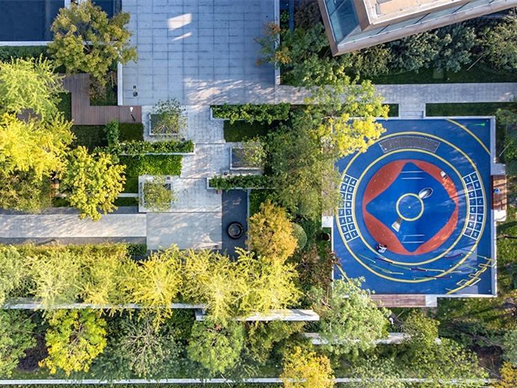 天津远洋未来城示范区改造