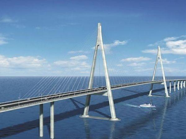 土木工程专业桥梁工程之斜拉桥课件(PPT,63页)-斜拉桥基本构成