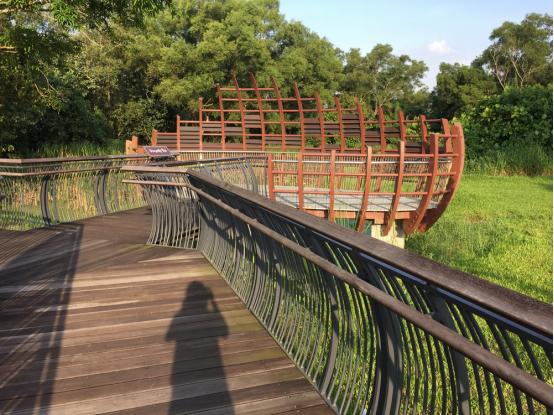 案例分享|新加坡双溪布洛湿地公园景观设计_4