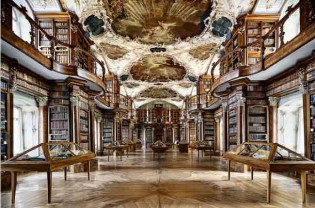 120个地表最美图书馆,来随意感受下_6