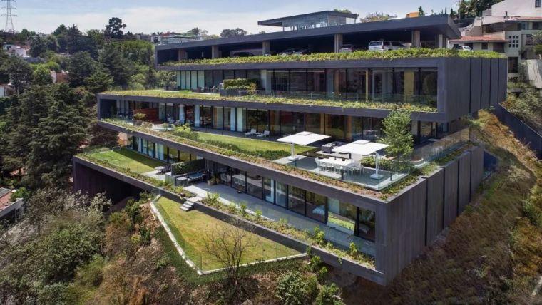 建筑造型欣赏-横向关系30例_5