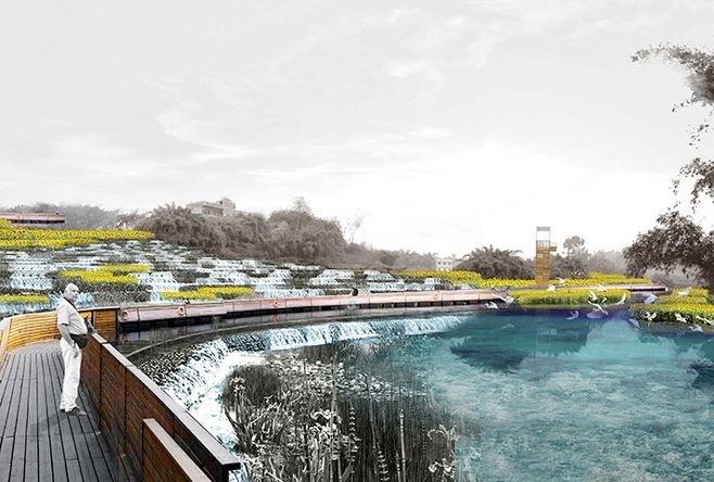 湿地公园景观设计要点_14