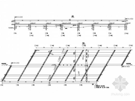 [山西]六孔30米预应力小箱梁市政桥施工图设计