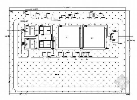 [湖南]水处理厂给排水项目毕业设计