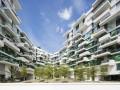 UNIK花园式公寓住宅——立在塞纳河畔的优雅建筑