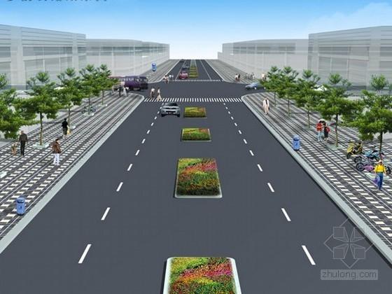 [河北]城市二级道路工程监理规划(资料完整参考价值高、2014年编制)