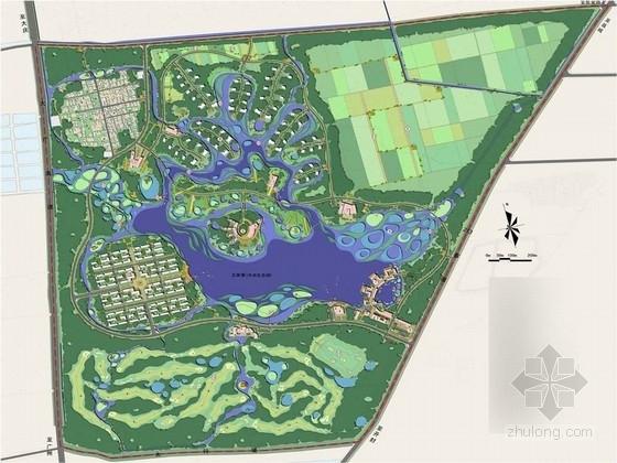 [河南]生态自然公园景观规划设计方案(北京著名景观公司)