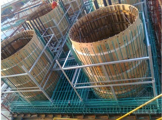 大桥承台、帽梁C50大体积密实骨架堆积法混凝土配合比设计与温控总结报告100页