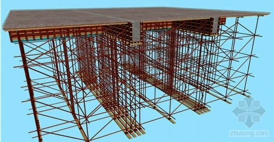 上海某建筑工程超高支模体系选型、设计及计算方案(覆膜多层板)