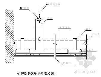 北京某大学教学科研楼装修施工方案