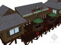 酒吧SketchUp模型下载