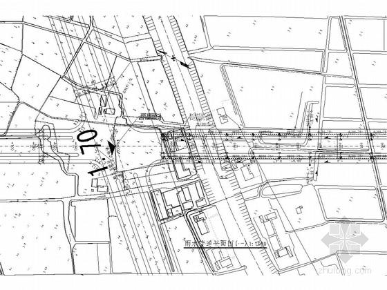 市政道路雨水系统施工图设计
