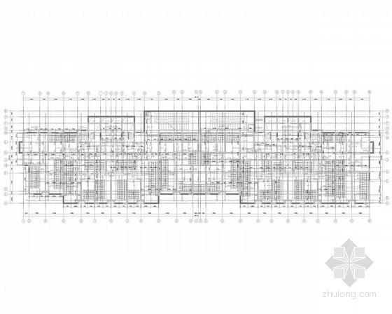 [江苏]某大型高品质、原生态、园林式住宅给排水施工图纸(27栋、住宅、商业、会所、地下室)