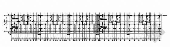 某底部两层框架结构设计图纸