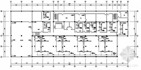 汽车展厅管道机空调图