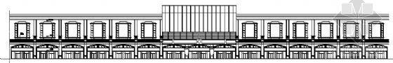 [山东青岛]某城市广场国际社区规划方案图