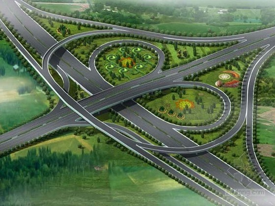 [浙江]互通立交桥工程监理规划(159页,高架桥宽25米)