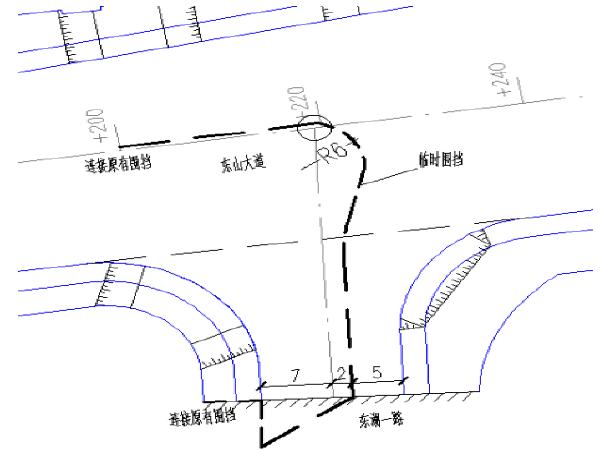 [宜昌]BRT建设及东山大道改造工程道路路面及人行道拆除施工方案