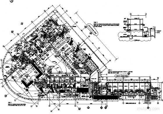 [香港]某少年活动中心建筑施工图-3