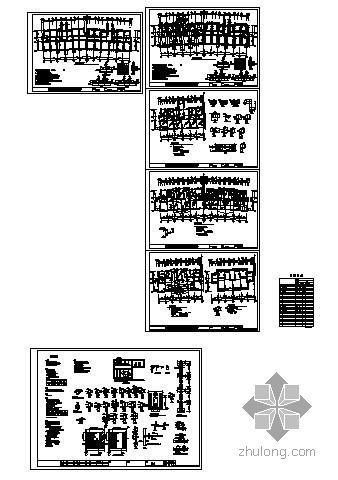 某民用住宅结构图