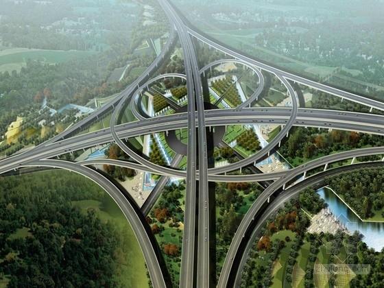 [苏州]生态环保道路景观规划设计方案