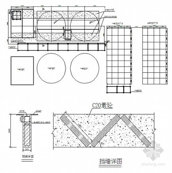 [湖南]深基础人工挖孔灌注桩施工方案