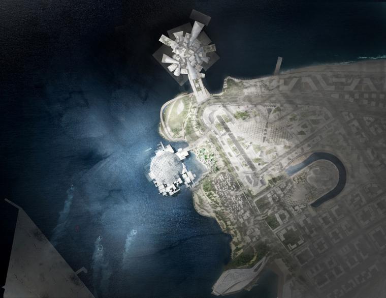 阿拉伯阿布扎比卢浮宫-10