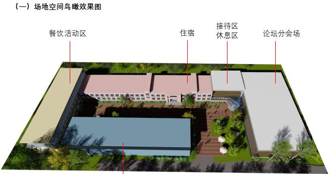 [北京]国际乡村民宿博览会策划方案(厂房改造,生态)A-5 舞蹈学校分会场整体方案设计