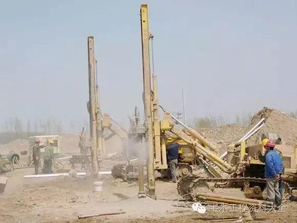 高压喷射注浆地基施工工艺标准_7