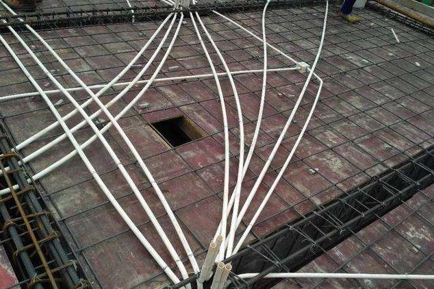 天津数字电视大厦二期水暖电预留预埋专项施工方案