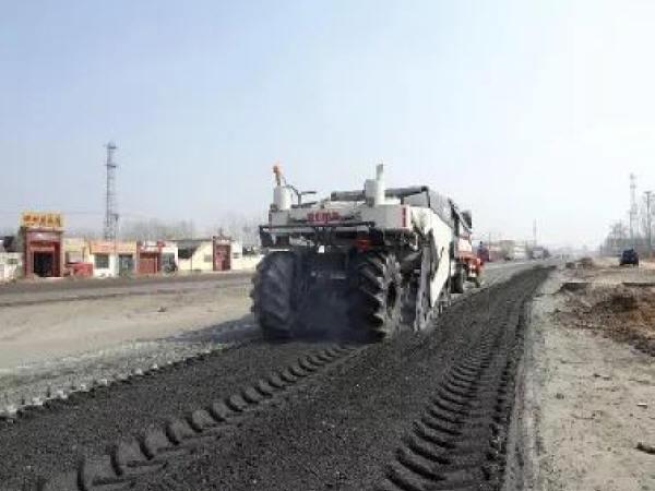 工业再生材料用于公路工程的现状及展望