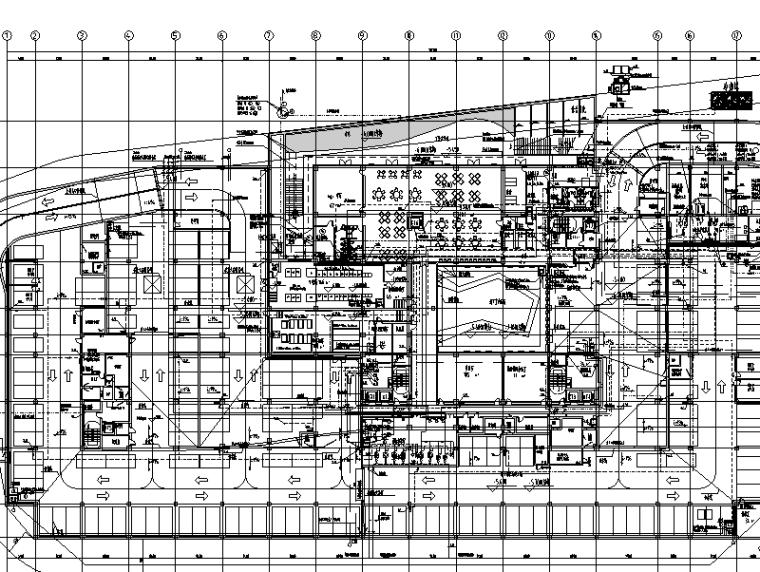 上海城投自用办公楼给排水系统工程施工图