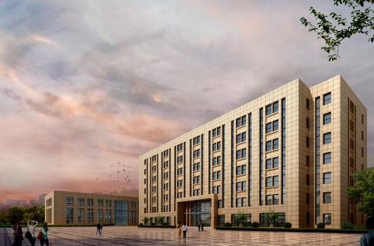 漕河泾新建办公楼全套图纸(强弱电,建筑结构暖通给排水)