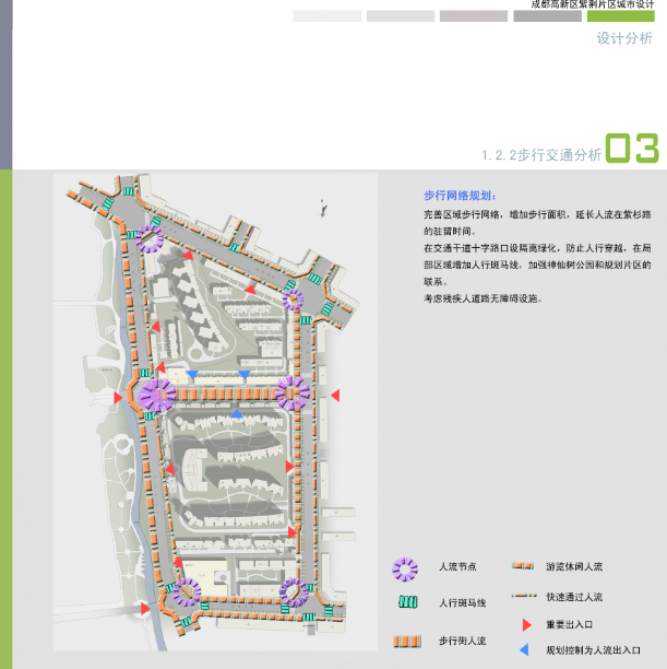 [四川]紫荆片区城市规划设计方案文本