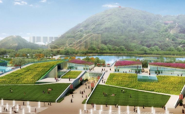 [江苏]苏州高新区狮山周边地块城市设计
