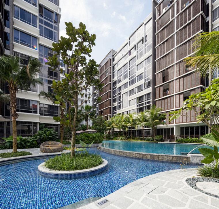 新加坡Lanai住宅区_8