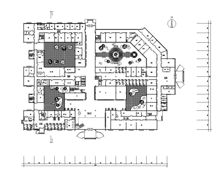 绍兴人民医院规划及建筑方案设计施工图(56张)_8