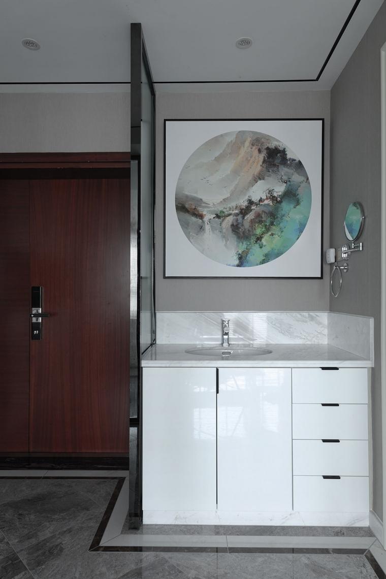 空 镜 ·留白式的现代风格
