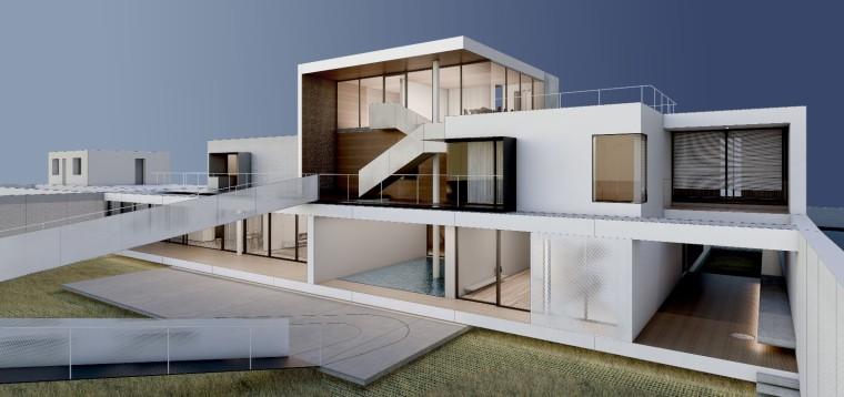 这几个TAOA的现代建筑方案,不容错过!
