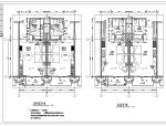 6层简欧风格五星级酒店设计效果图方案文本及施工图纸