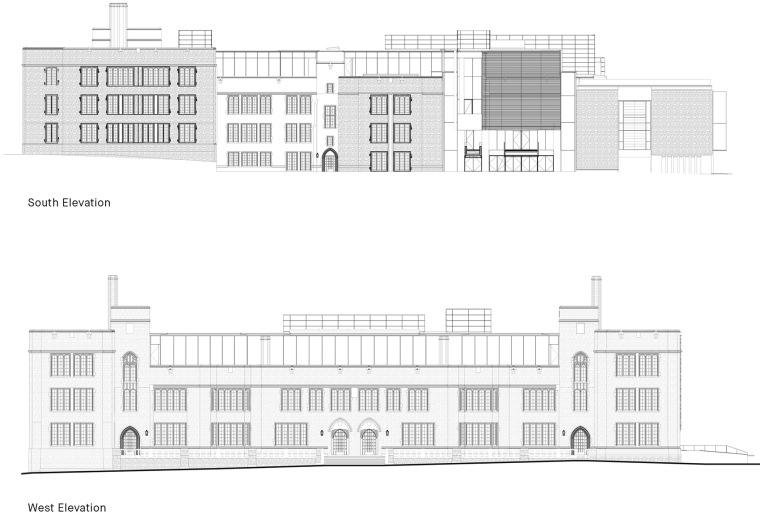 普林斯顿大学教学楼-26