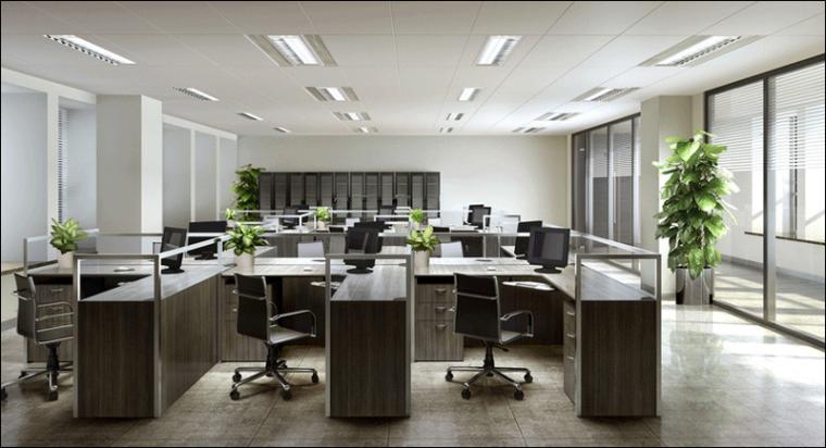 小户型办公室装修注意事项