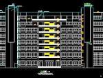 大学综合楼全套完整施工图