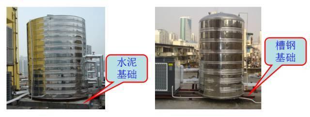 空气能工程机机组安装规范